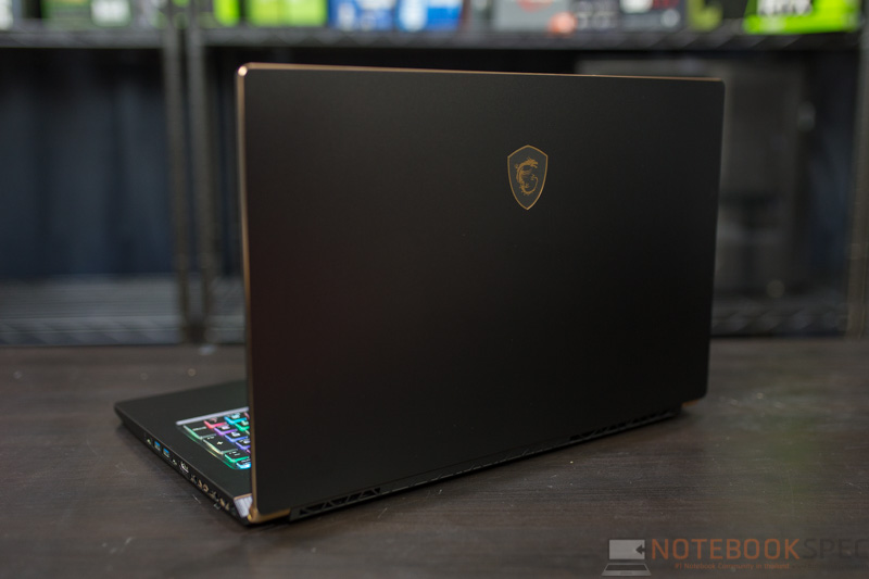 MSI GS75 RTX2080 Review 45