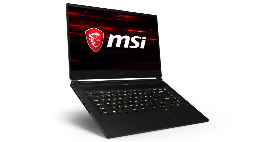 MSI NB  GS65 Stealth Thin photo06