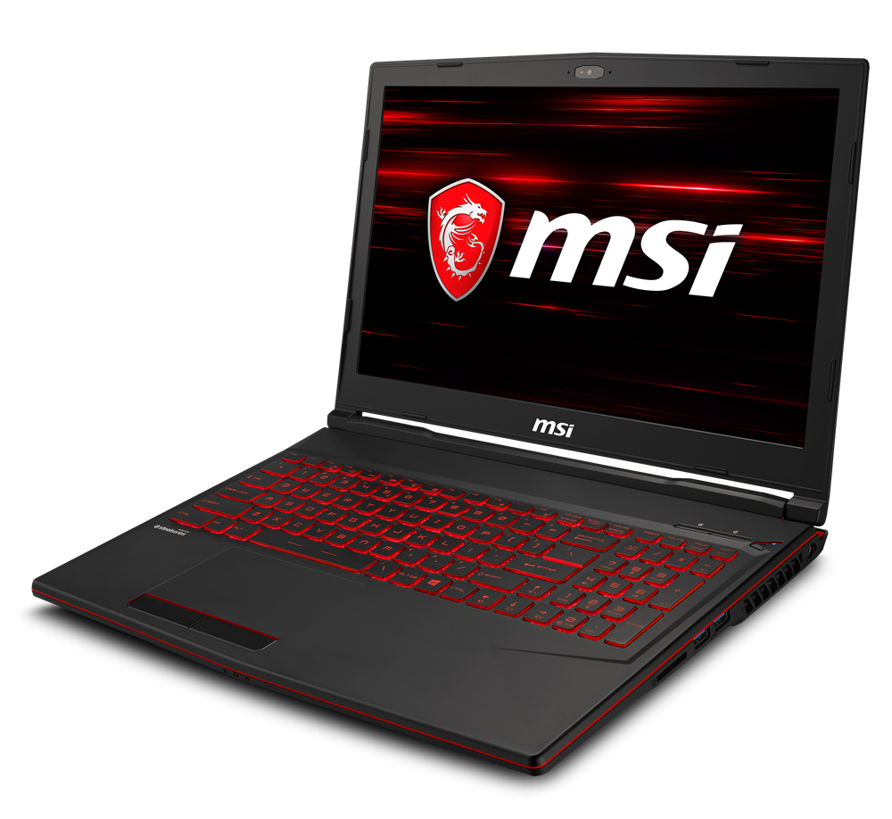 MSI NB GL63 Leopard Photo 08