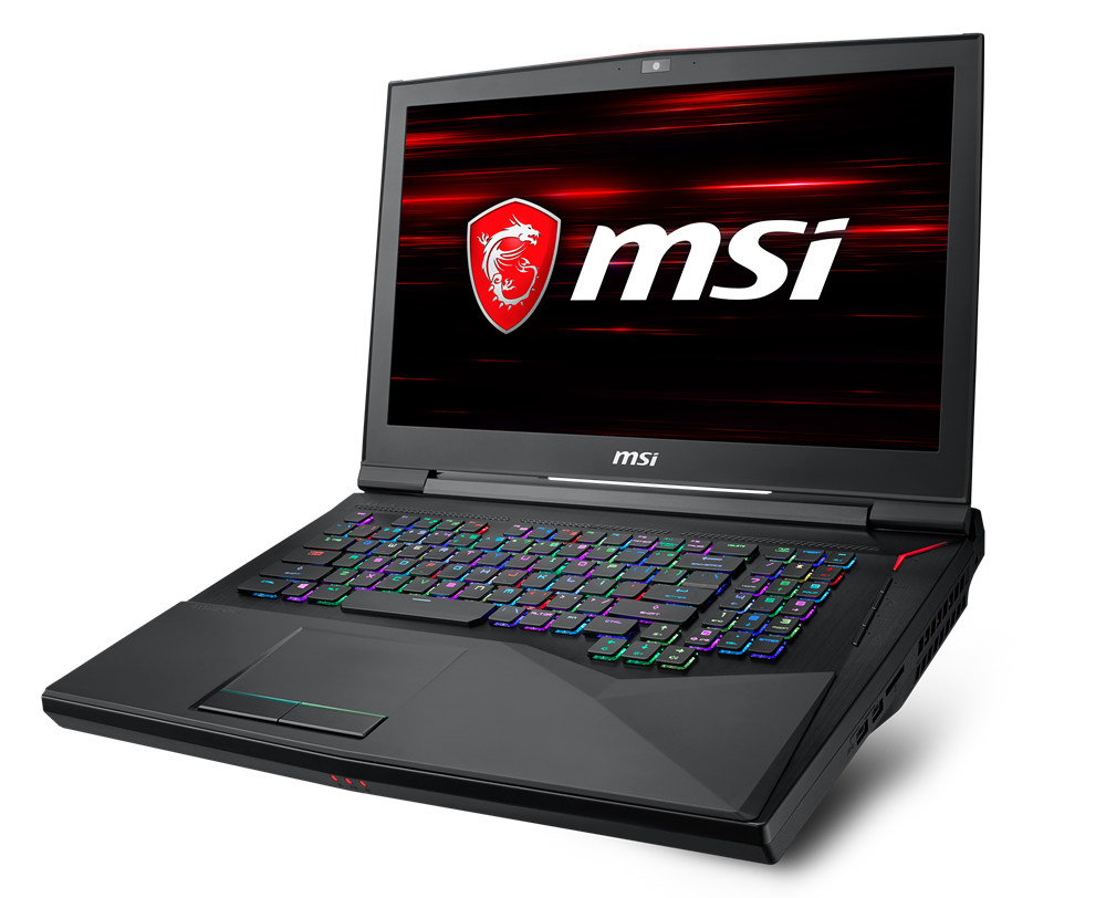 MSI NB GT75 Titan Photo 02