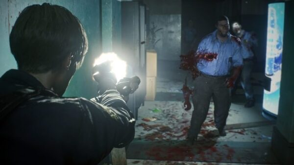 Resident Evil 2 Remake zombies 740x416
