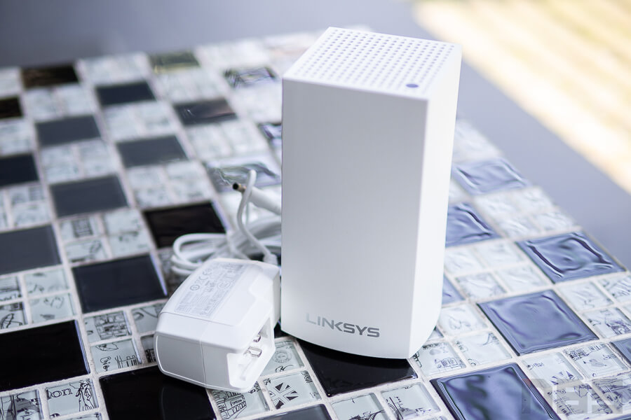 Review Linksys Velop WiFi Mesh Router NotebookSPEC 6