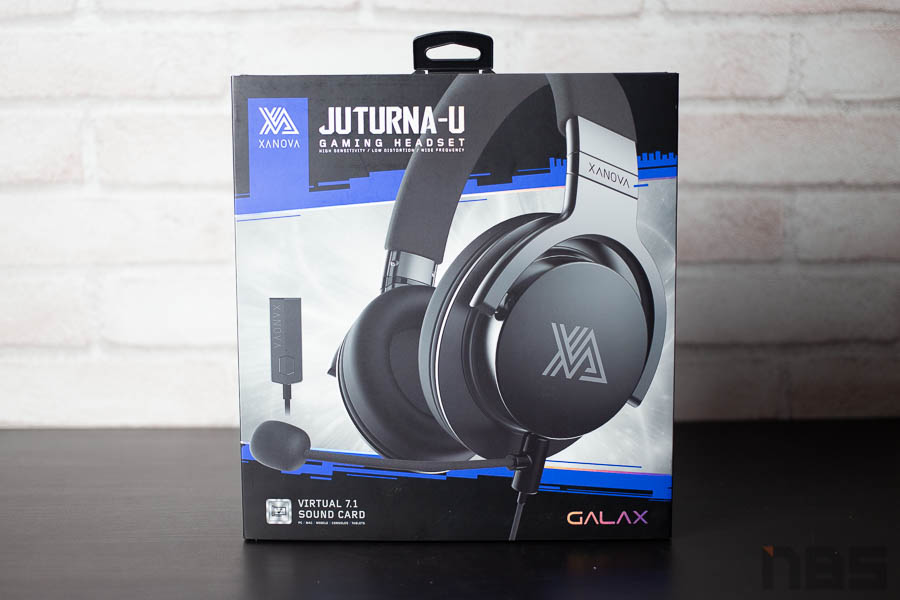 Xanova Juturna U Gaming Headset 1