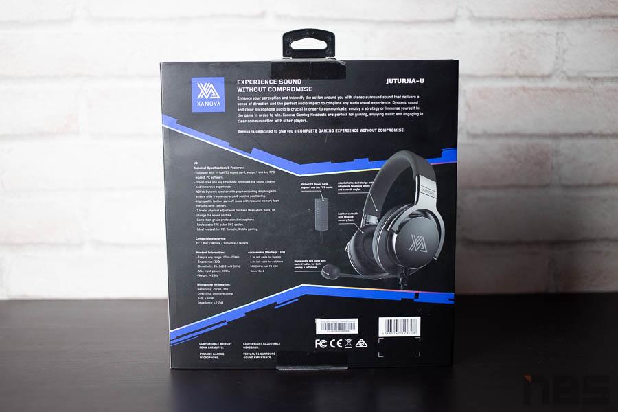 Xanova Juturna U Gaming Headset 2