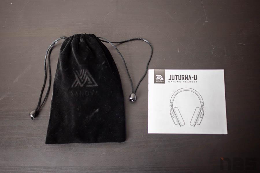 Xanova Juturna U Gaming Headset 3