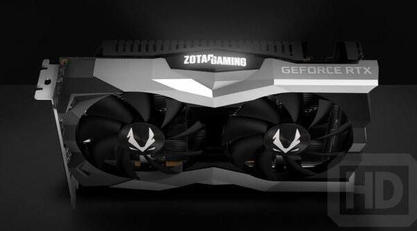 Zotac RTX 2060 1
