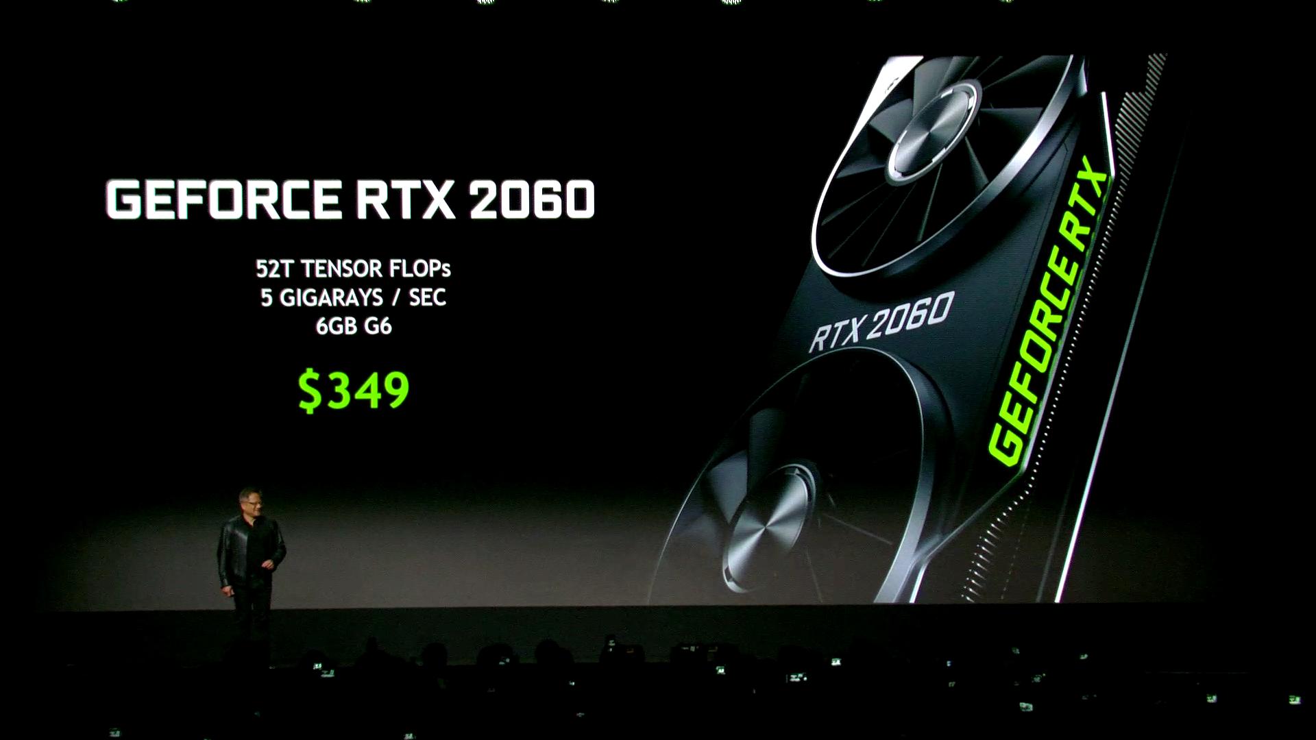 NVIDIA - มาแล้วการ์ดจอ GeForce RTX 2060 แรงไหม คุ้มไหม เรา