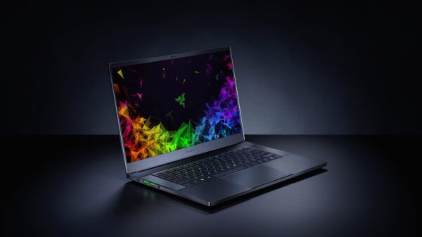razer blade 15 advanced studio shot