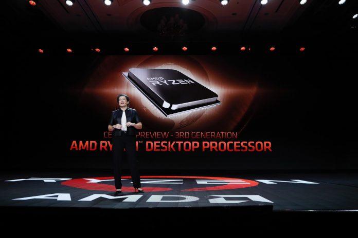AMD 3rd Gen Ryzen