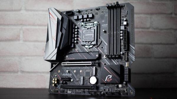 ASRock B365M Phantom Gaming 4 5