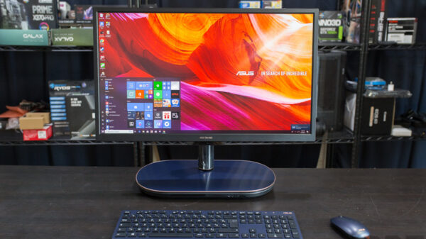 ASUS Zen AiO 27 Review 6