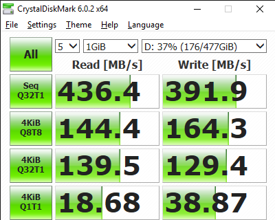 CrystalDiskMark 6.0.2 x64 1 31 2019 11 37 41 AM