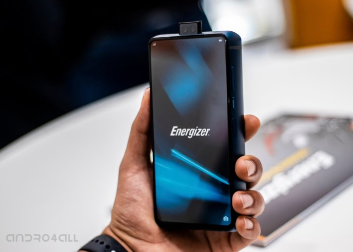 Energizer Power Max P18K Pop delantera