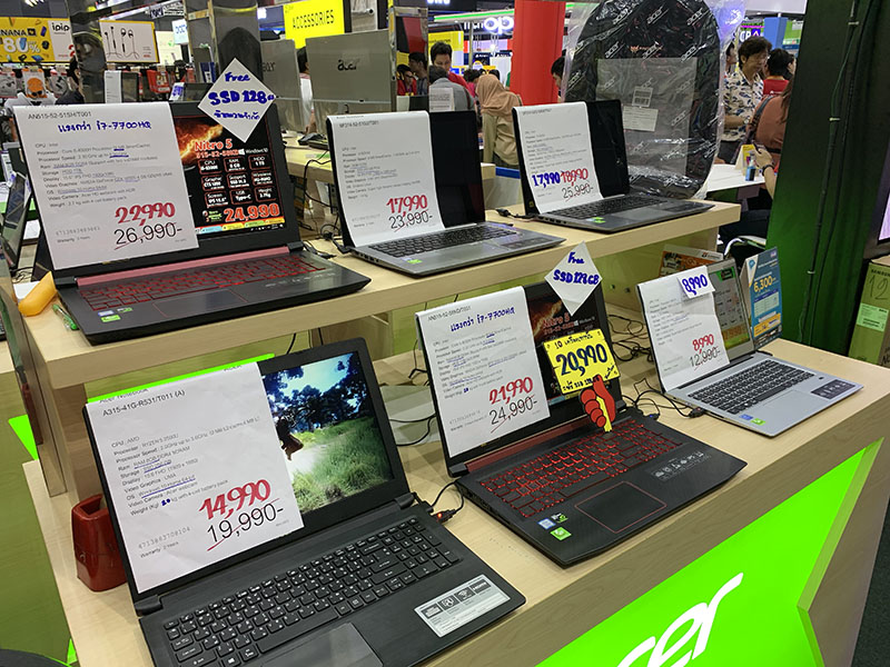 Gaming Notebook 20000 baht p4