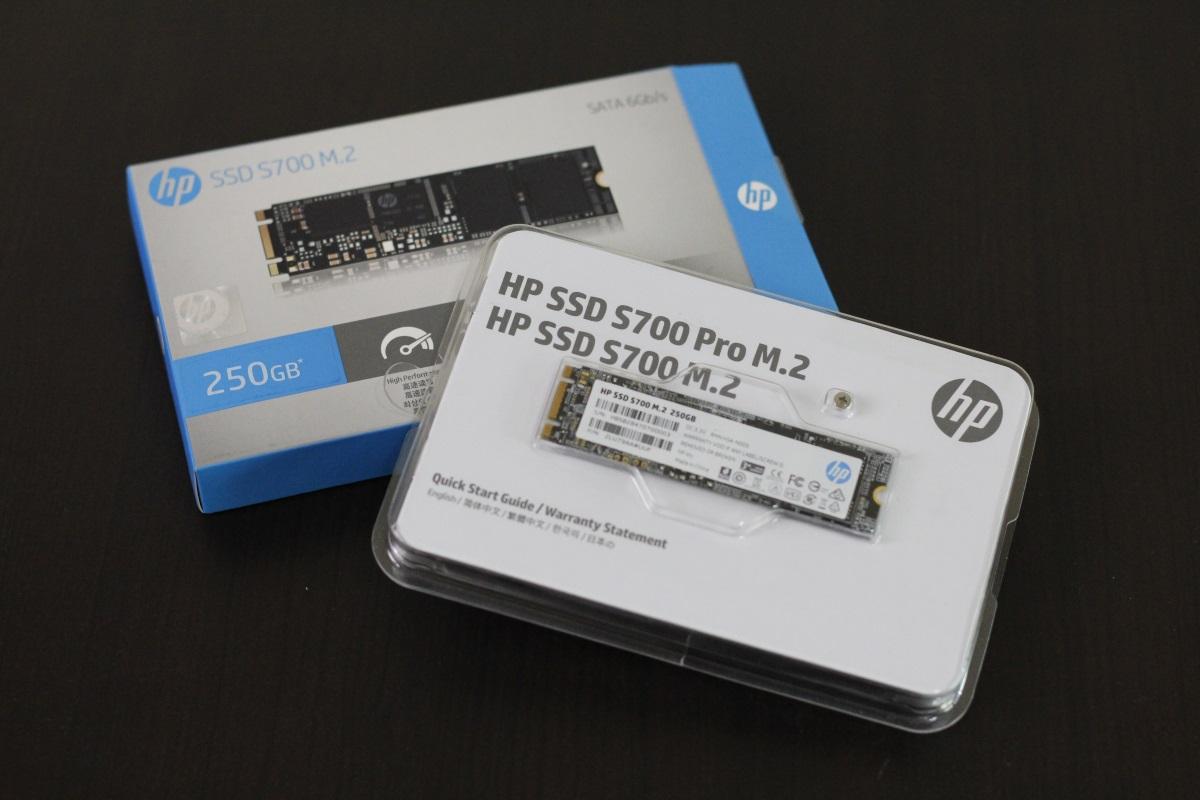 Review - HP S700 คอมงบน้อย ก็เร็วขึ้นได้ SSD M.2 เปลี่ยนใหม่ไม่กี่ ...
