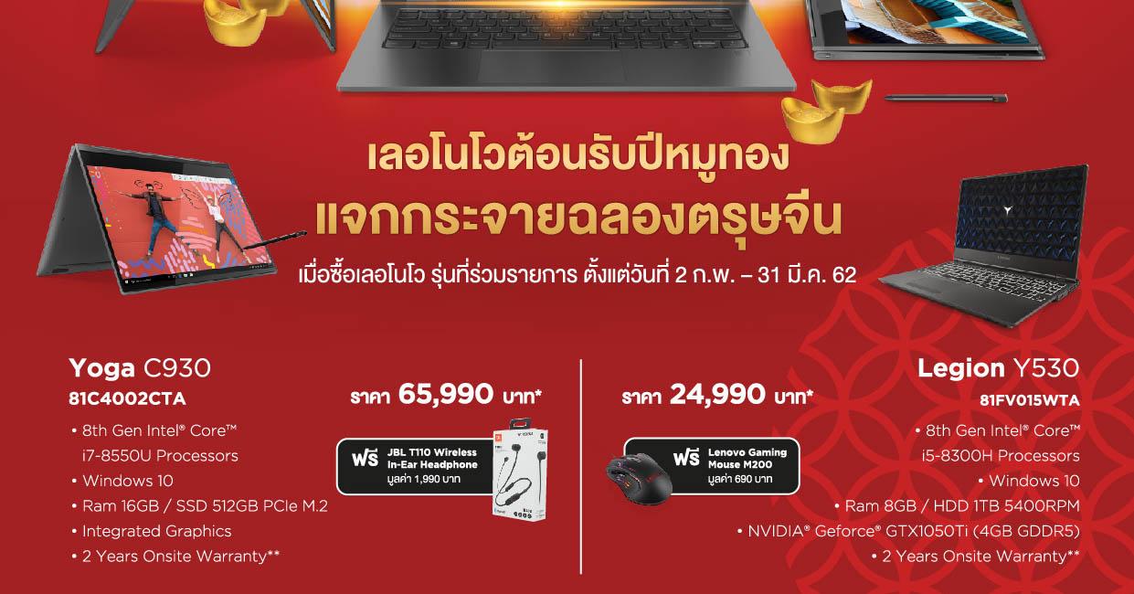 Lenovo DMG Campaign Page 1p