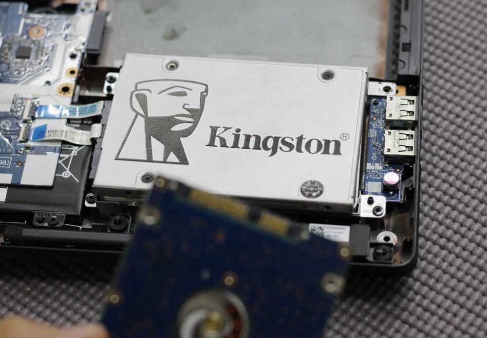 kingston ssd speed up 1