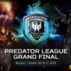 predator league 2019 top