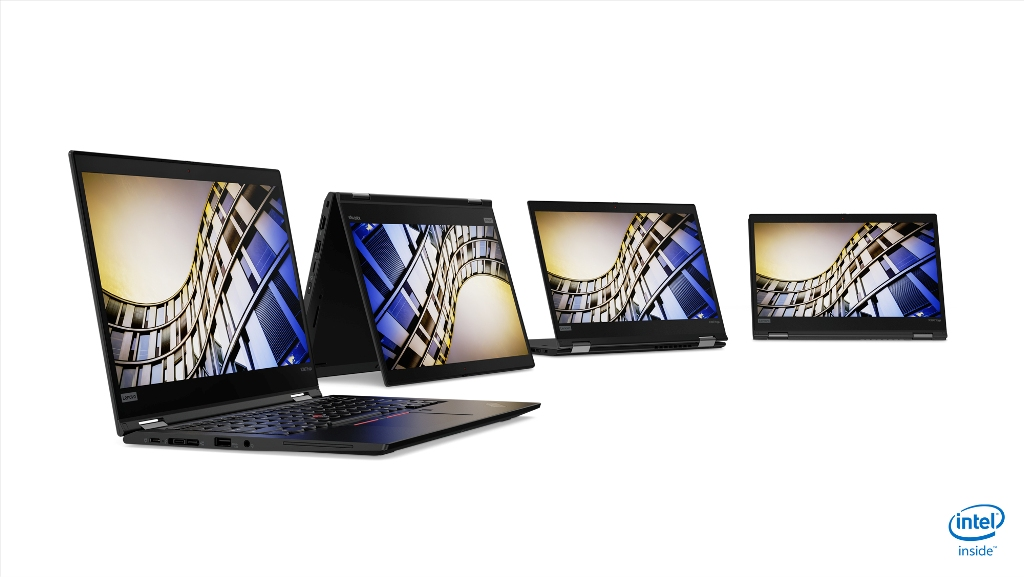 23 Thinkpad X390 Yoga Black Hero Multimode