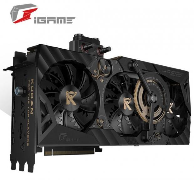 65089 02 colorfuls new custom geforce rtx 2080 ti kudan costs 3000