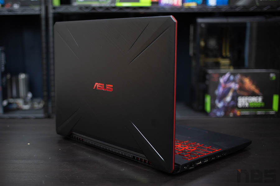 ASUS FX505DY 12