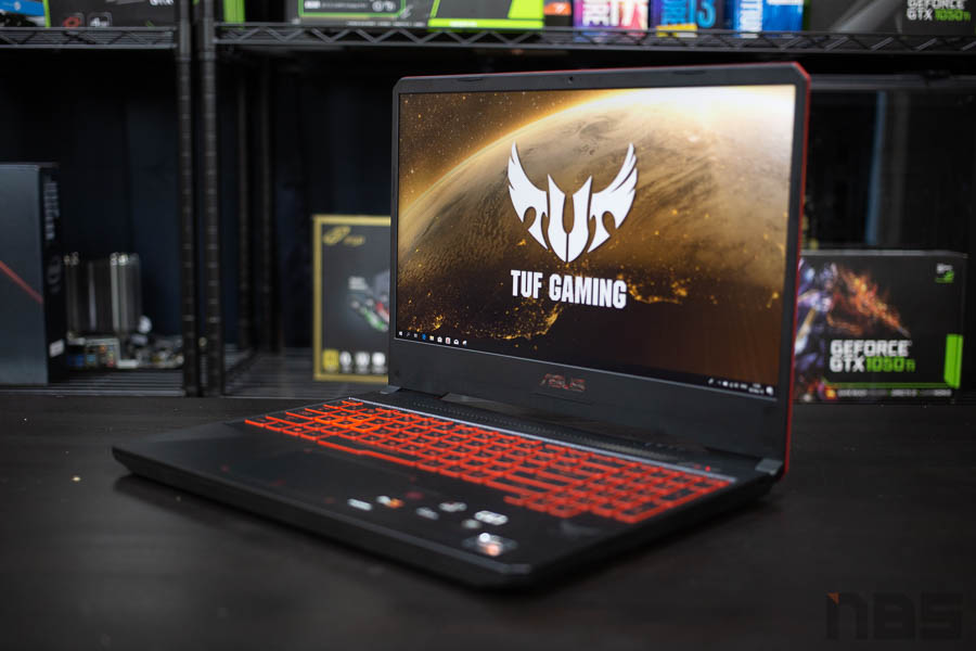 ASUS FX505DY 25