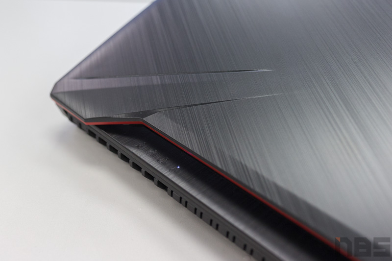ASUS TUF FX505 DY AMD Gaming Notebook Preview 22