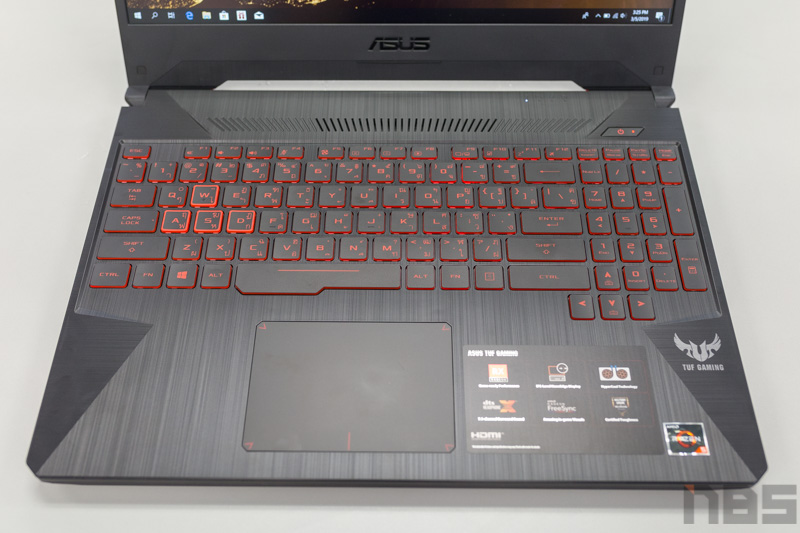ASUS TUF FX505 DY AMD Gaming Notebook Preview 31