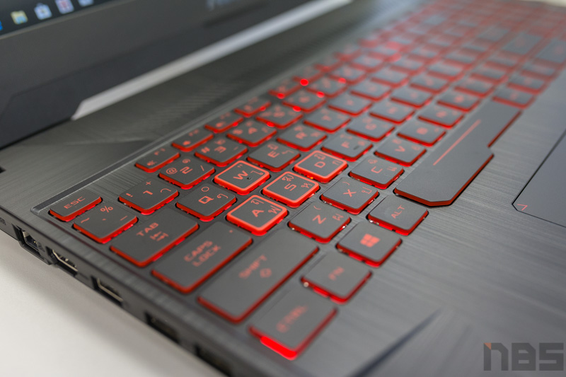 ASUS TUF FX505 DY AMD Gaming Notebook Preview 38