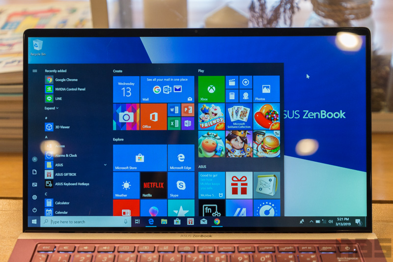 ASUS ZenBook UX333 Red Review 16