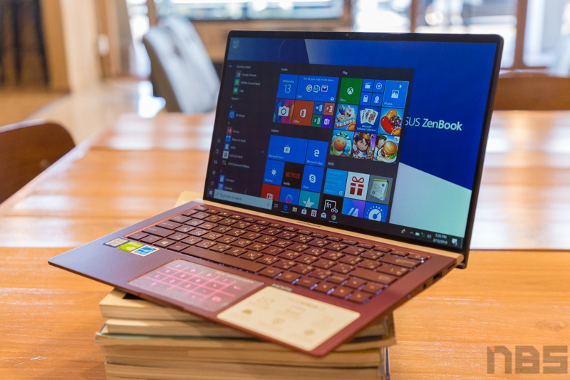 ASUS ZenBook UX333 Red Review 28