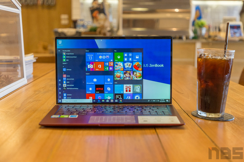 ASUS ZenBook UX333 Red Review 52