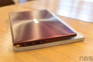 ASUS ZenBook UX333 Red Review 6