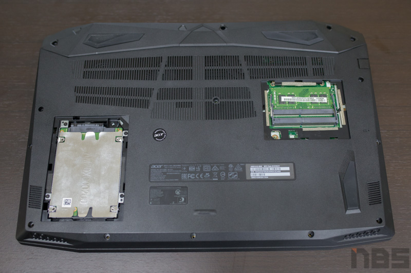 Acer Nitro 5 Up SSD 4