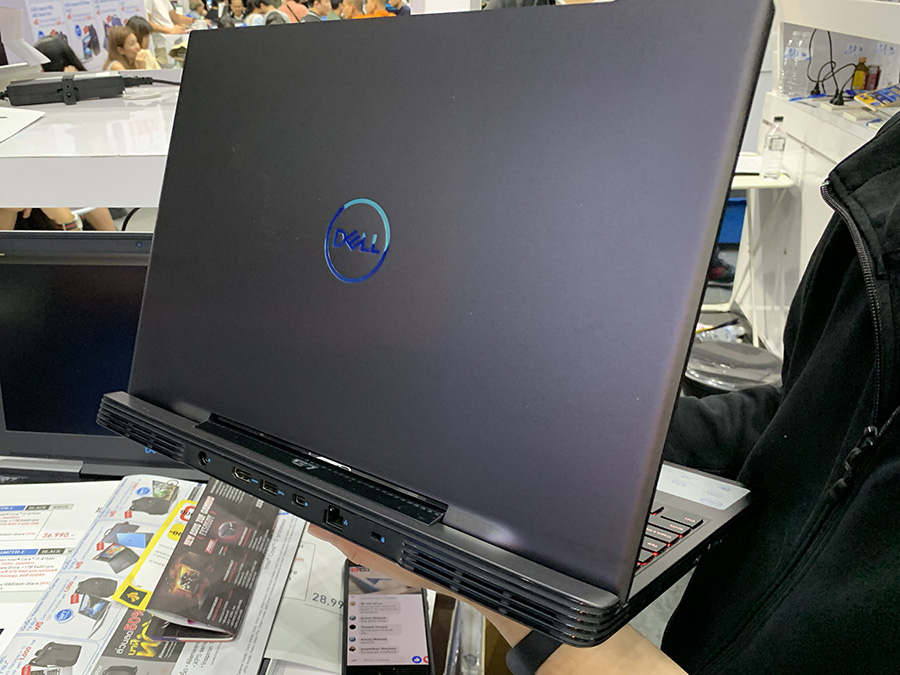 Dell G7 2019 Preview commart 7