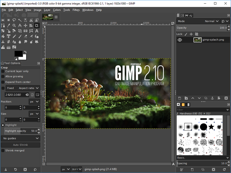 GIMPPortable