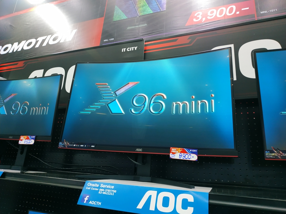 Gaming monitor commart 2019 3