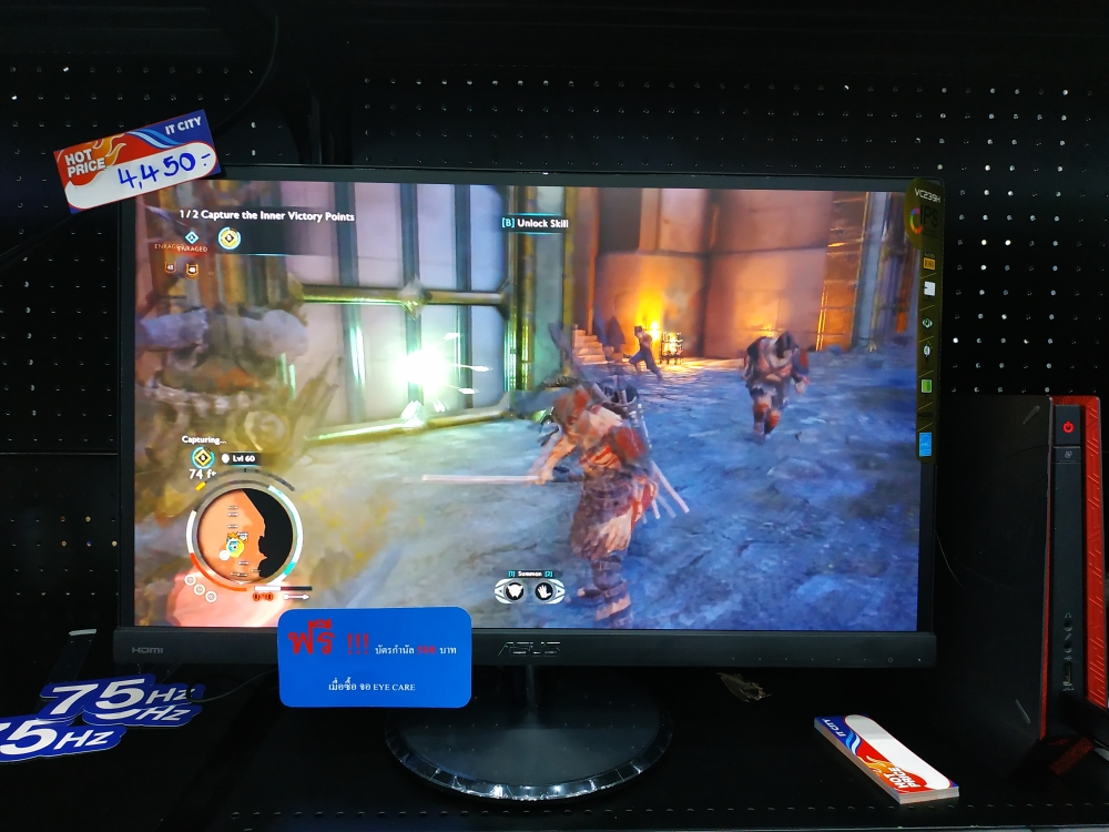 Gaming monitor commart 2019 4