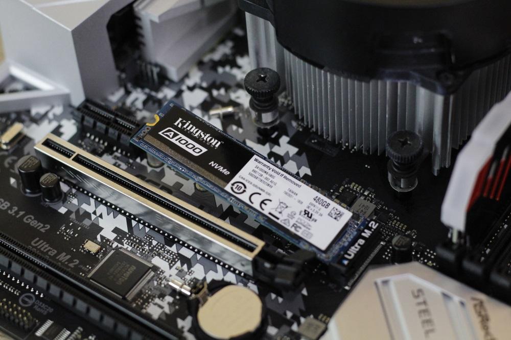 Kingston A1000 SSD 4