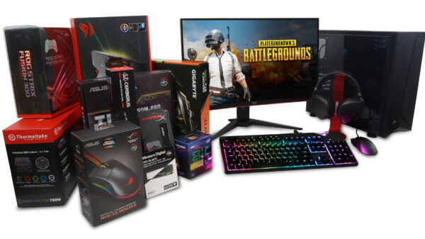 LEMEL PUBG CERTIFIED GAMING PC