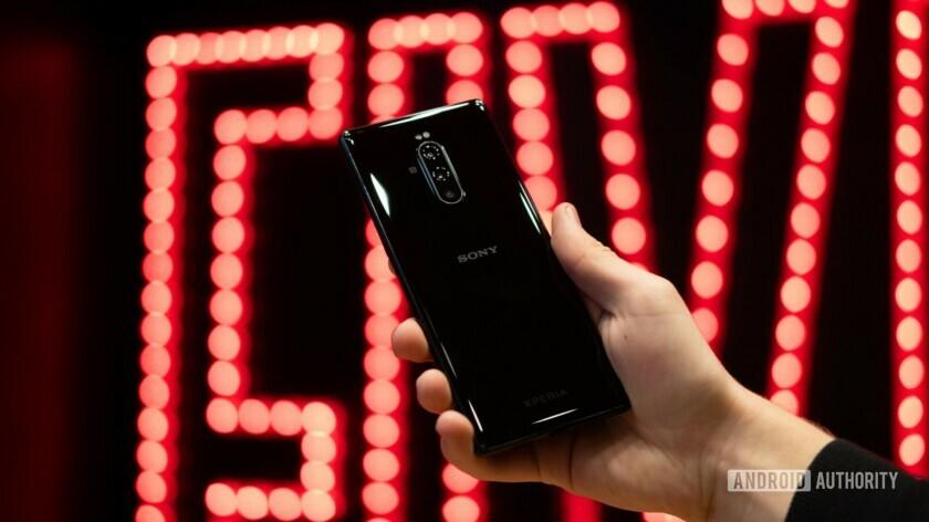 Sony Xperia 1 Sony Xperia 10 10 Plus 14 of 14