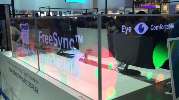 Transparent OLEDs