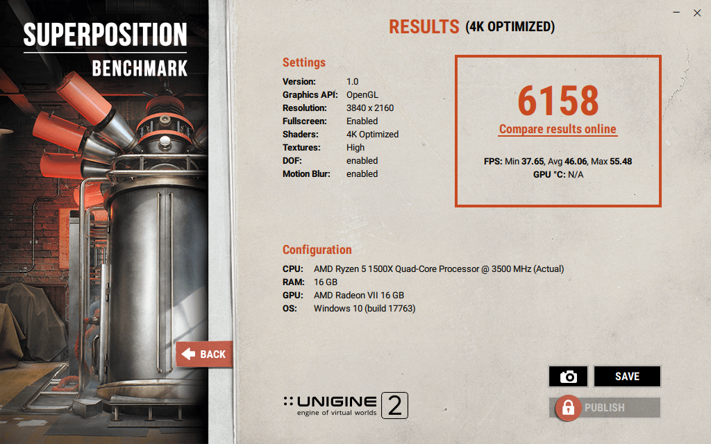 UNIGINE Superposition v1.0 2 28 2019 9 42 57 AM