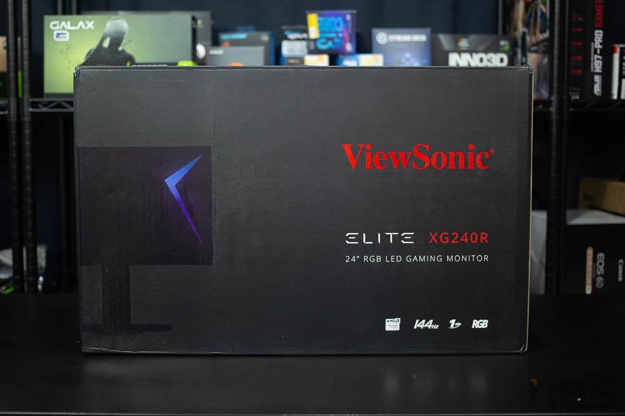ViewSonic XG240R 1