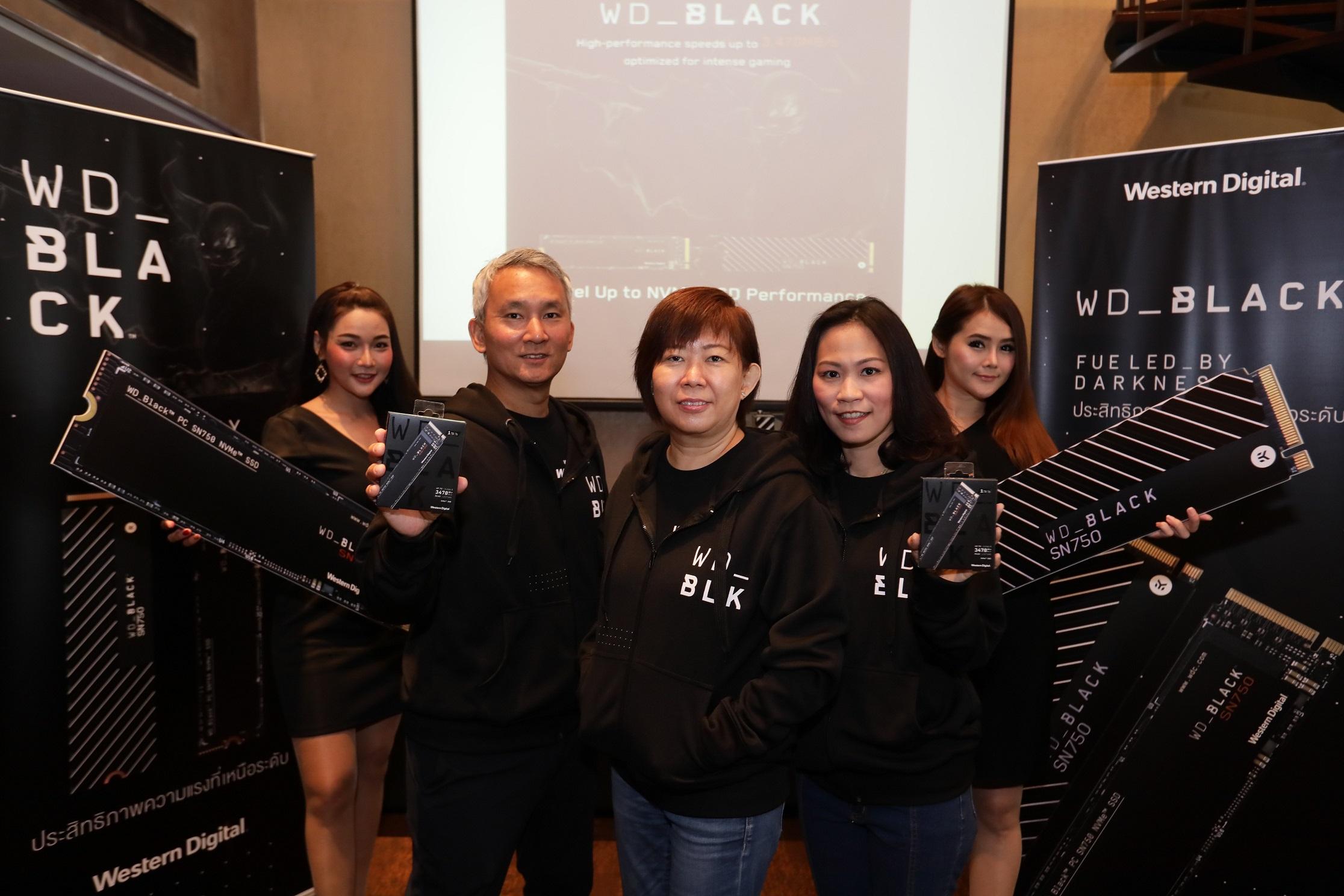 WD Black SN750 15