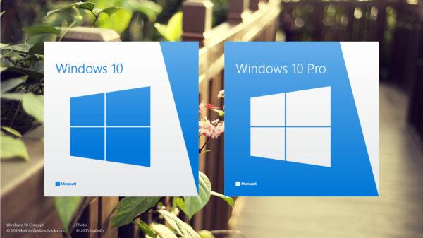 Windows10 Box Art Full