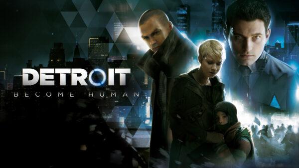 detroit become human 2018 video game 4k zr 1280x720