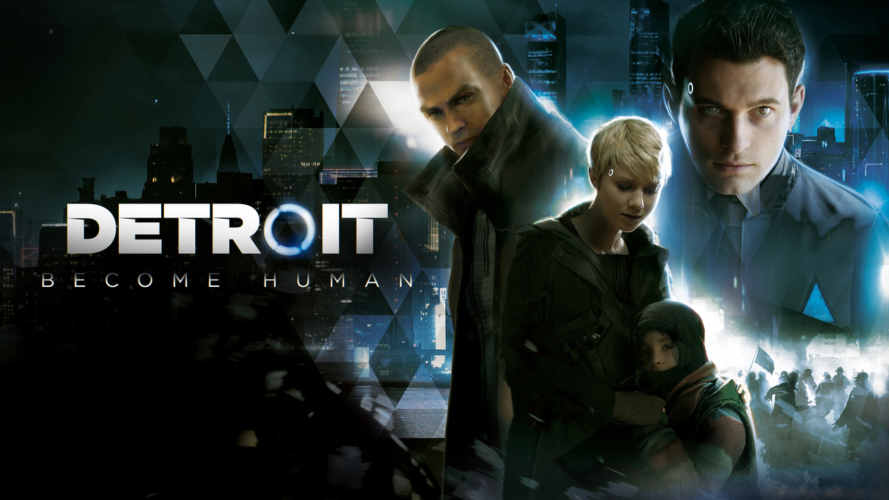 detroit become human 2018 video game 4k zr