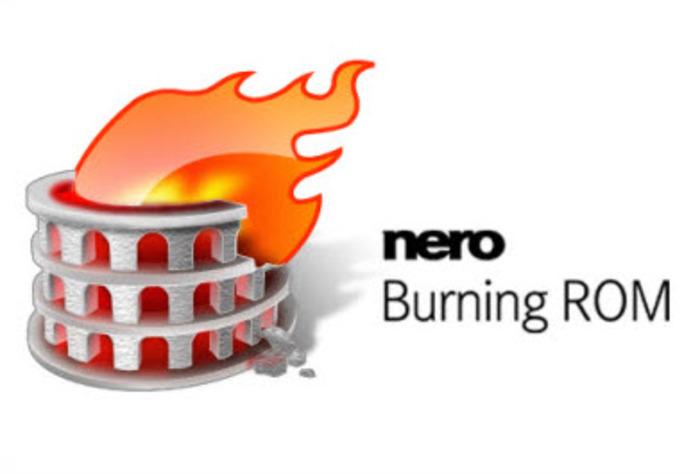 nero buring rom origin