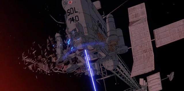 pentagon orbital space weapon